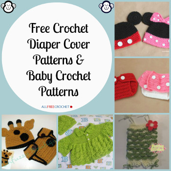 16 crochet diaper cover patterns allfreecrochet 16 free crochet diaper cover patterns ccuart Image collections