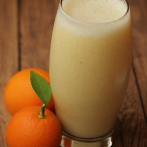 Tropical Orange Smoothie Recipe