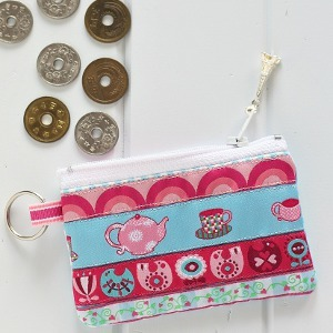 Diy Coin Purse No Sew Zippered DIY Coin Purs...