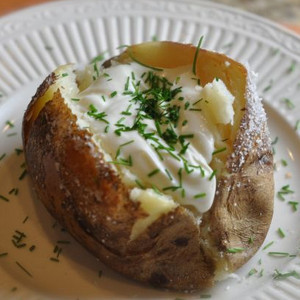 How To Make The Perfect Baked Potatoes 5 Baked Potato