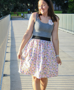 Summer in the City Tank Dress