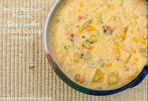 Stellar Corn and Shrimp Chowder