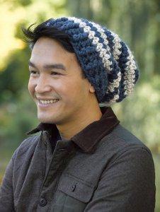 Thick And Quick Crochet Hat Allfreecrochet Com