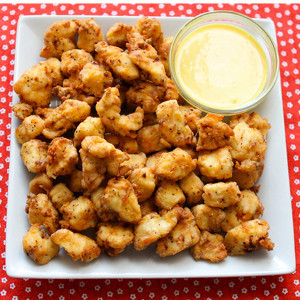 Copycat Chick-fil-A Chicken Nuggets and Sauce