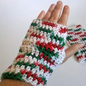 One-Hour Wrist Warmers