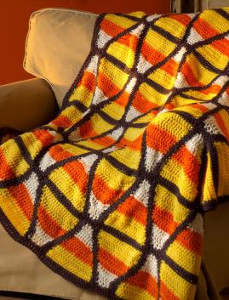 10 Crochet Blanket Patterns For Halloween