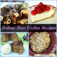22 Slow Cooker Italian Food Recipes