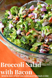 World's Greatest Broccoli Salad