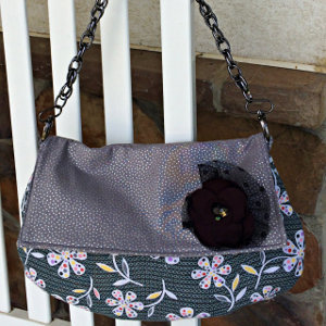 City Chic DIY Purse Pattern
