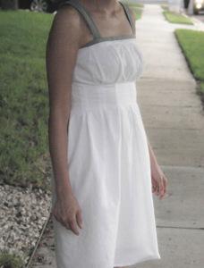 Pretty Pleated Dress
