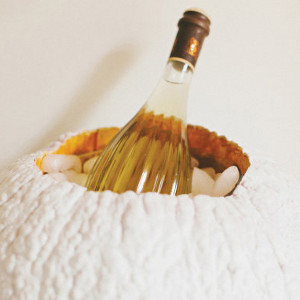 DIY Pumpkin Ice Bucket