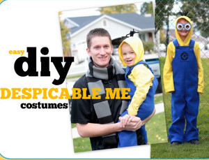 How to Make a Minion Costume  sc 1 st  AllFreeSewing & How to Make a Minion Costume | AllFreeSewing.com