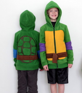 Homemade ninja turtle costume allfreesewing homemade ninja turtle costume solutioingenieria Image collections