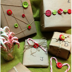 Sugary Sweet Gift Wrappings