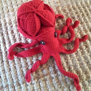 Olive The Octopus Amamani Puzzle Allfreecrochet Com