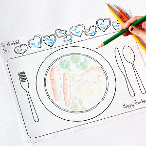 Incredibly Enjoyable Table Setting for Kids  sc 1 st  FaveCrafts & Incredibly Enjoyable Table Setting for Kids | FaveCrafts.com