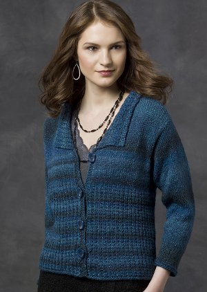 Moonlit Cardigan