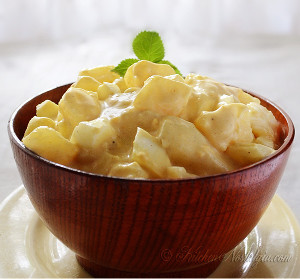 Copycat Amish Potato Salad
