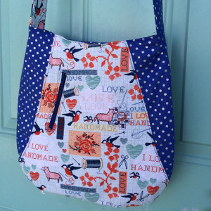 Cute Curves Free Bag Pattern