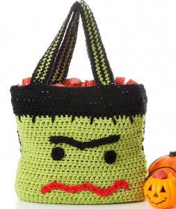 Trick or Treat Frankenbag
