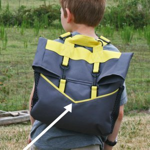 Backpack Back to School