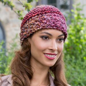 Knittig pattern for asian style hat