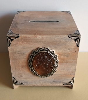 Vintage Money Box