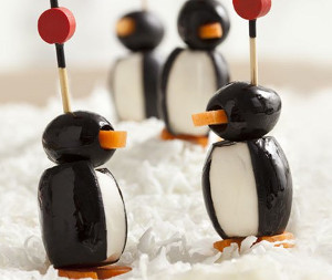 Penguin Poppers
