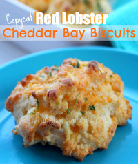 Famous Cheddar Bay Biscuits