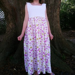 DIY Nightgown Pattern
