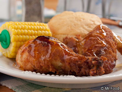 Southern fried chicken recipes 10 easy fried chicken recipes good ol honey fried chicken forumfinder Image collections