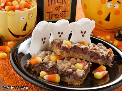 Trick-or-Treat Bars