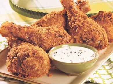 21 simple chicken drumstick recipes mrfood crispy baked chicken drumsticks forumfinder Image collections