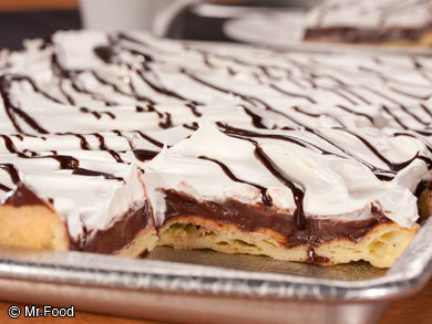 French Bakery Eclair Cake Mrfood Com