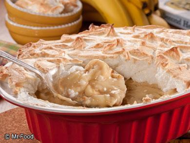 Irresistible banana recipes 36 recipes with bananas mrfood miss hudsons banana pudding forumfinder Image collections
