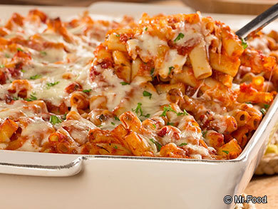 Farmhouse Baked Ziti
