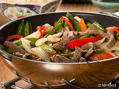 Easy chinese recipes 41 takeout dishes to make at home mrfood beef duck forumfinder Image collections