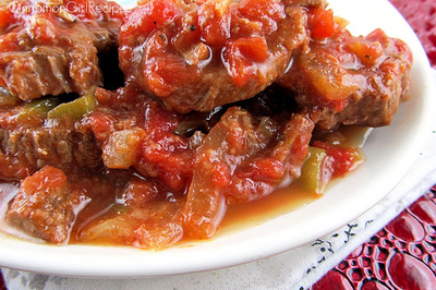 Melt In Your Mouth Slow Cooked Swiss Steak Recipelion Com