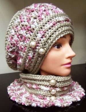 The Most Elegant Crochet Beret