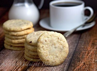 Make at Home Almond Sandies