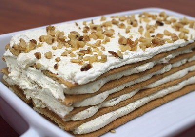 Apple Mansion Cake Recipe