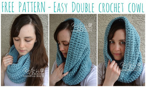 Chilly Nights Hooded Cowl