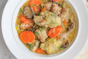 Ultimate Sunday Supper: Chicken and Dumplings