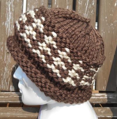 66 Knit Hat Patterns For Winter Allfreeknitting
