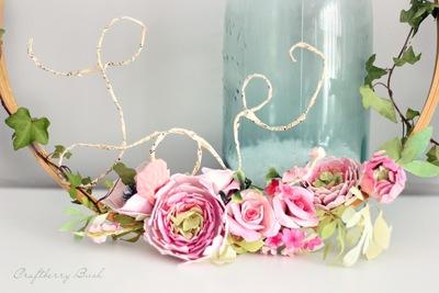 Watercolor paper flower diy wreath allfreediyweddings watercolor paper flower diy wreath imr mightylinksfo