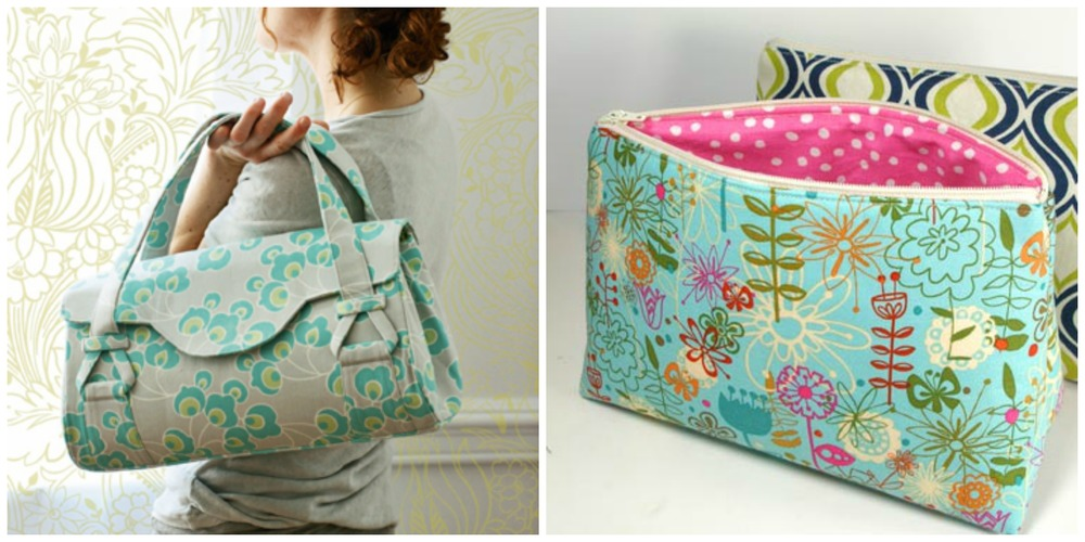 Your Purse Pattern Tutorial: 77+ Free Bag Sewing Patterns ...