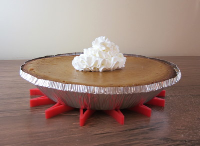 Grandmas Fresh Pumpkin Pie