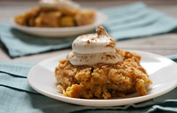 Must-Have Pumpkin Pie Dump Cake
