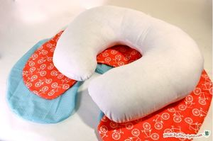 U-Shaped Pillow for Baby