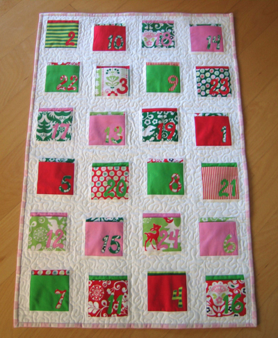Christmas in July Advent Calendar